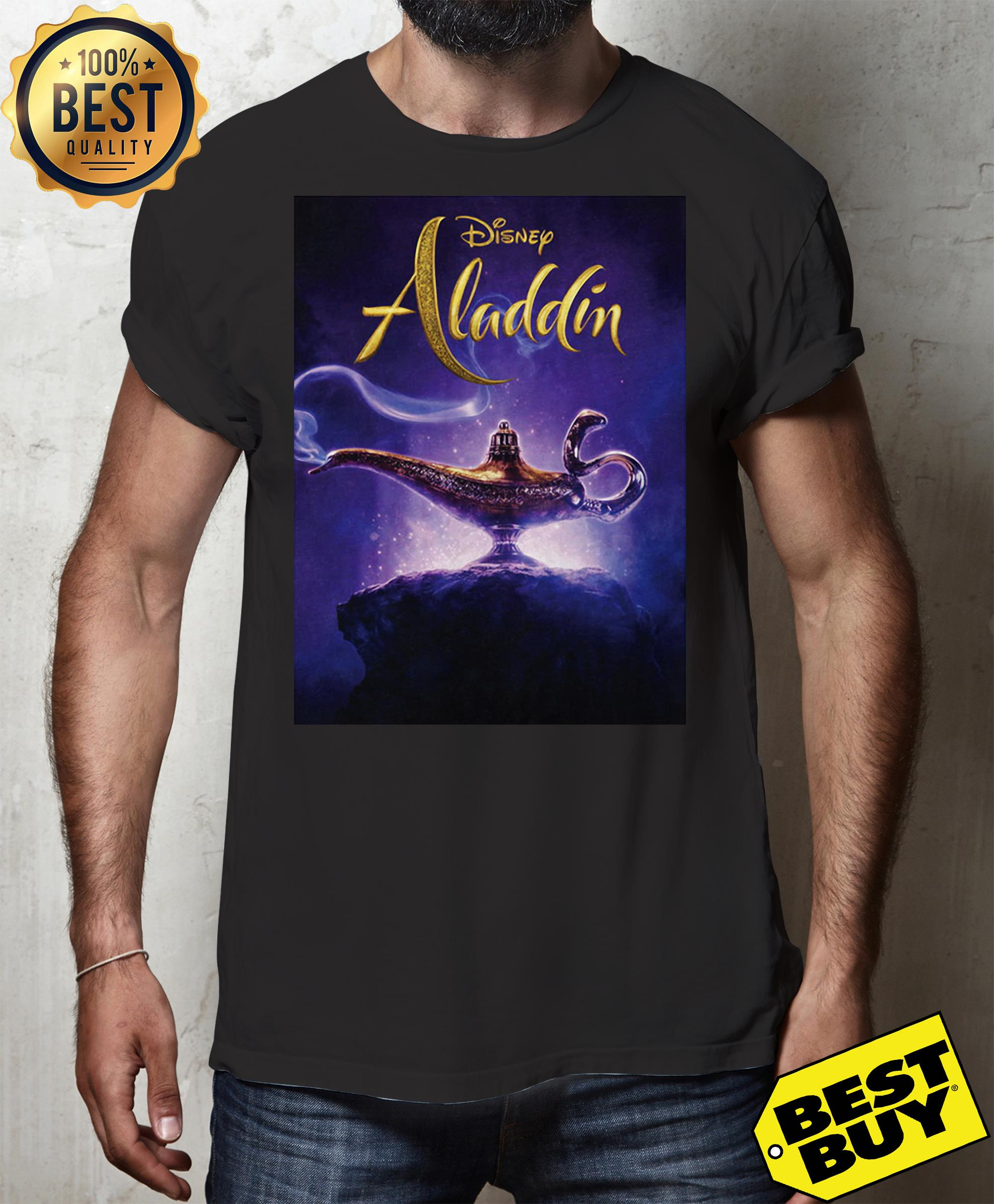 Disney Aladdin and the magic lamp hoodie