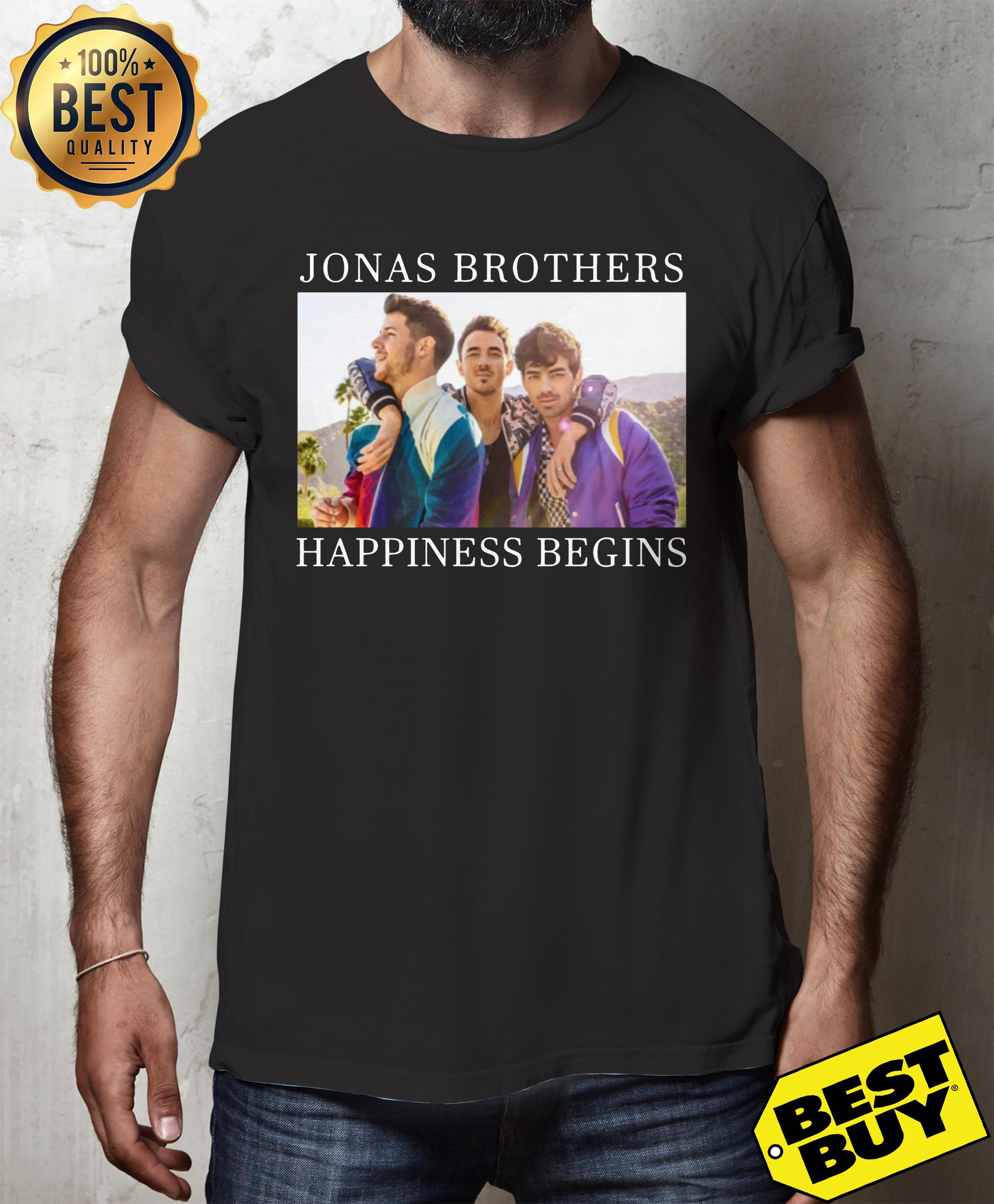 Jonas brothers happiness begins hoodie