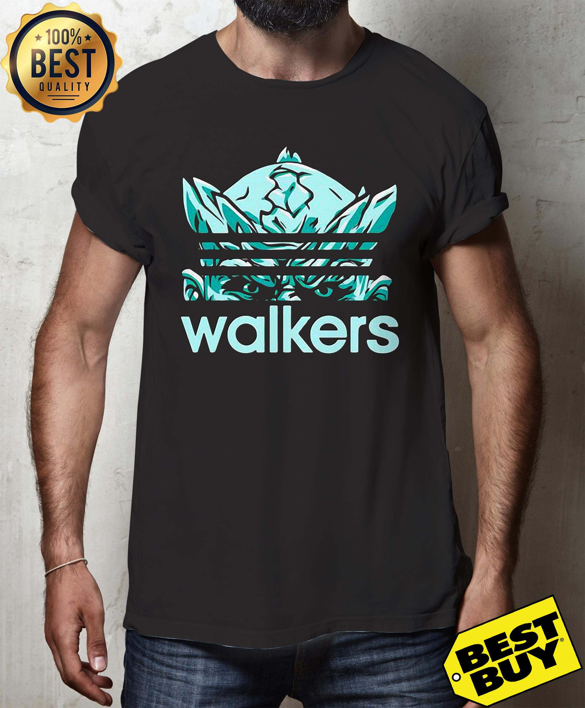 Night king walker Adidas Game Of Thrones shirt