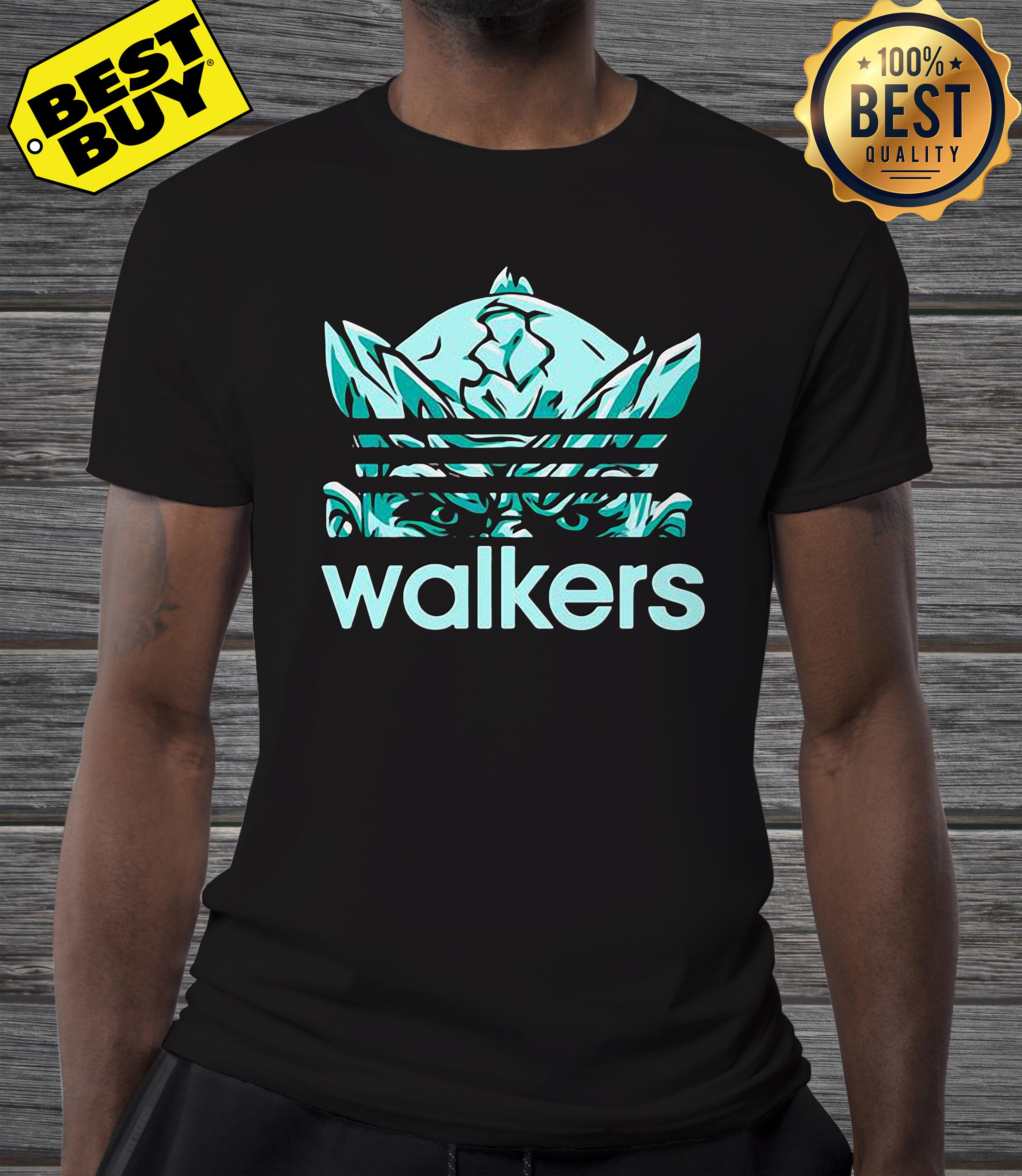 Night king walker Adidas Game Of Thrones v-neck
