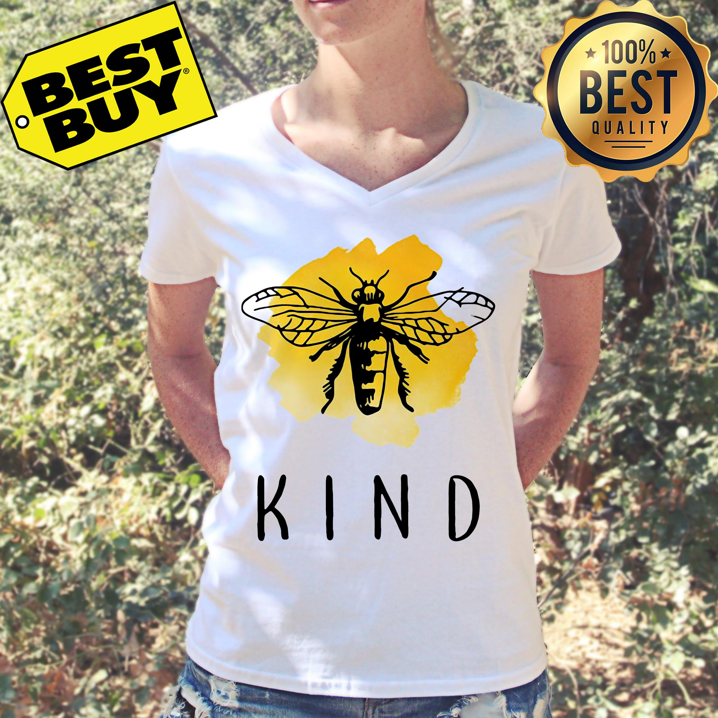 Official Bee Kind ladies tee