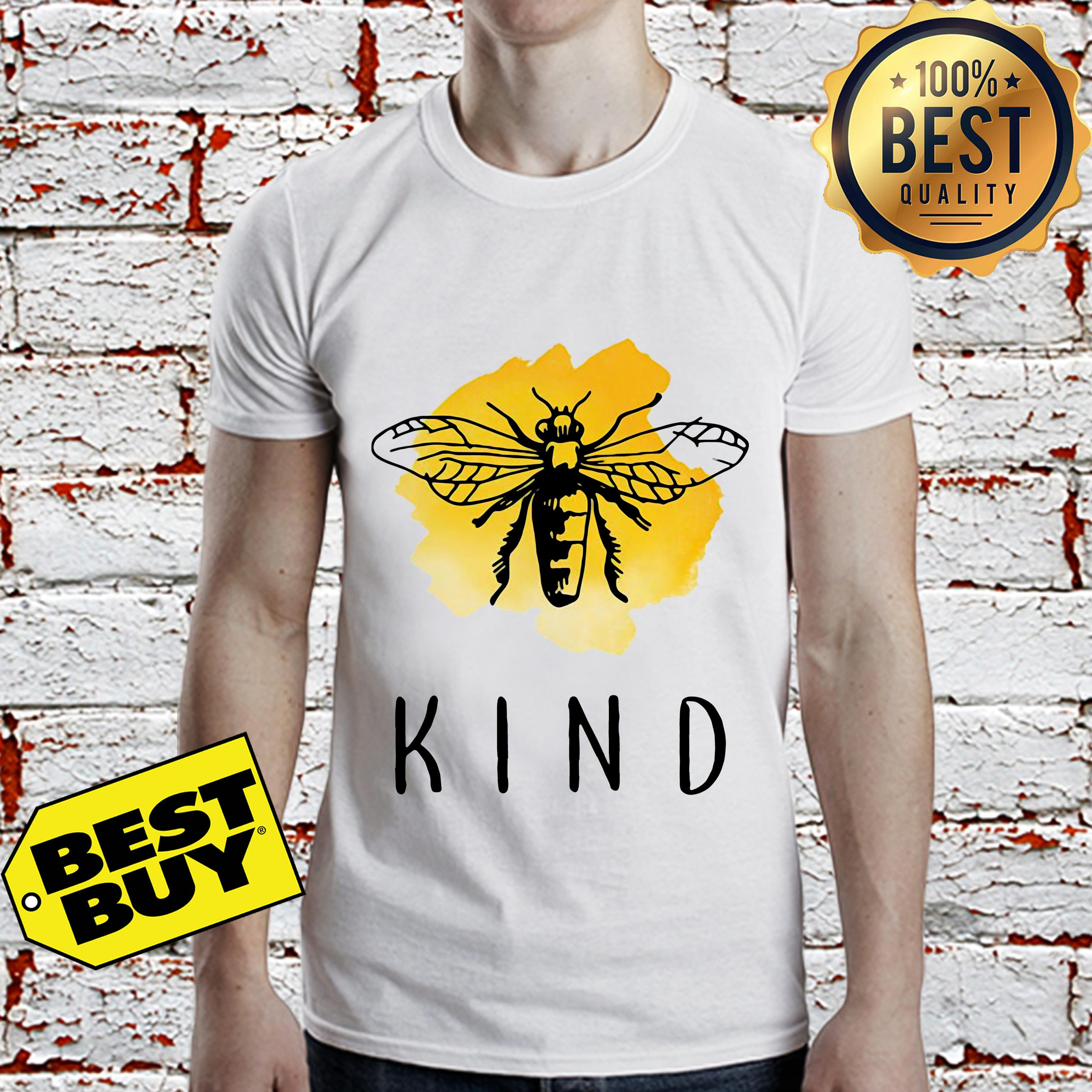 Official Bee Kind shirt