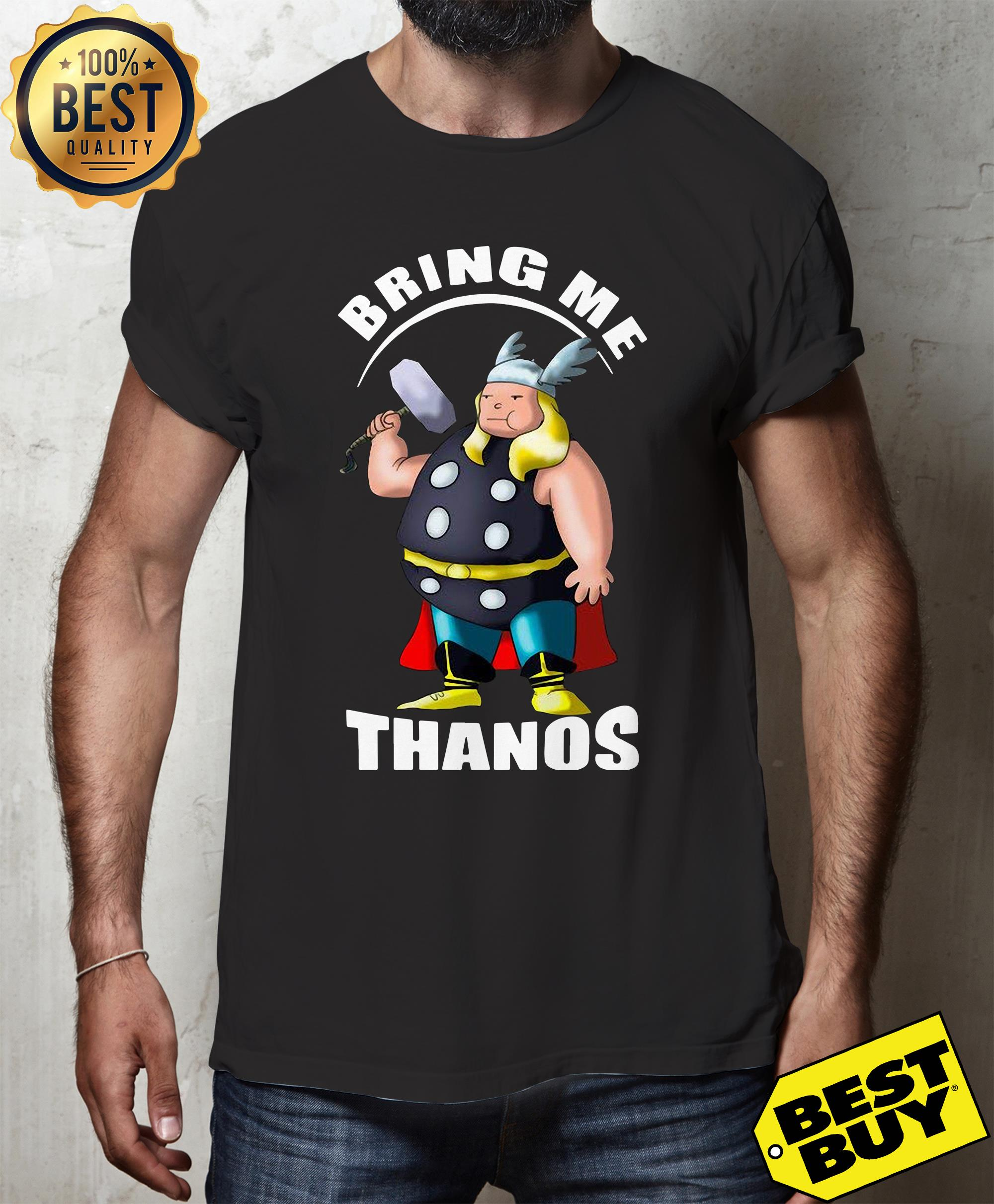Official Bring me Thanos hoodie