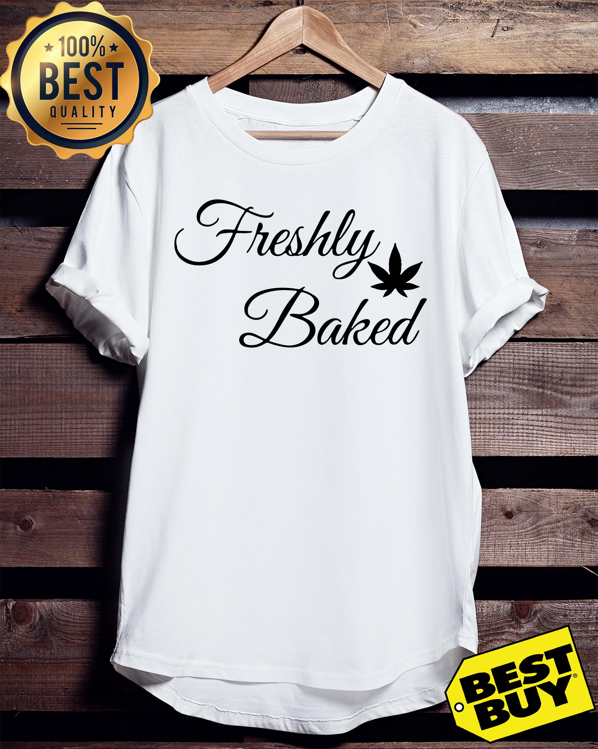 Official Freshly baked ladies tee