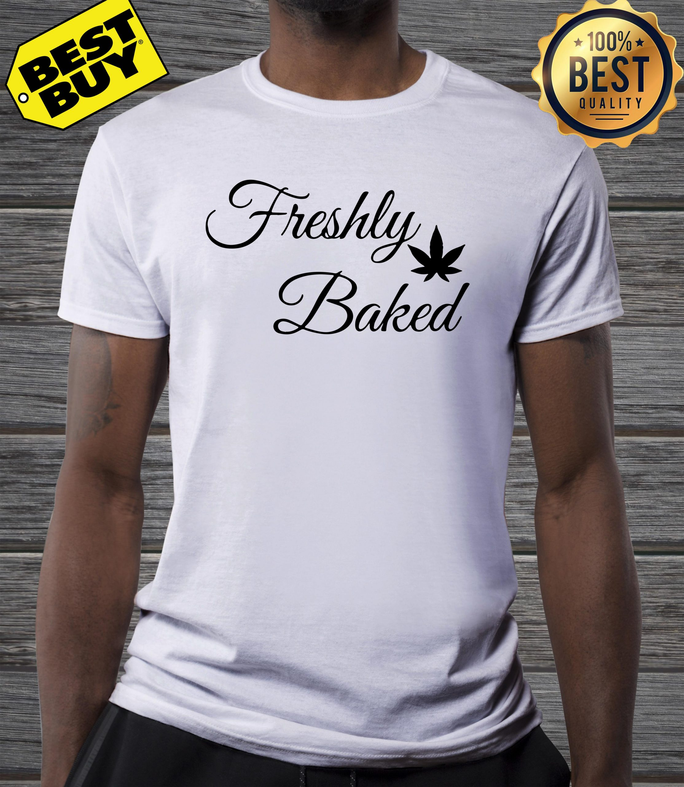 Official Freshly baked shirt