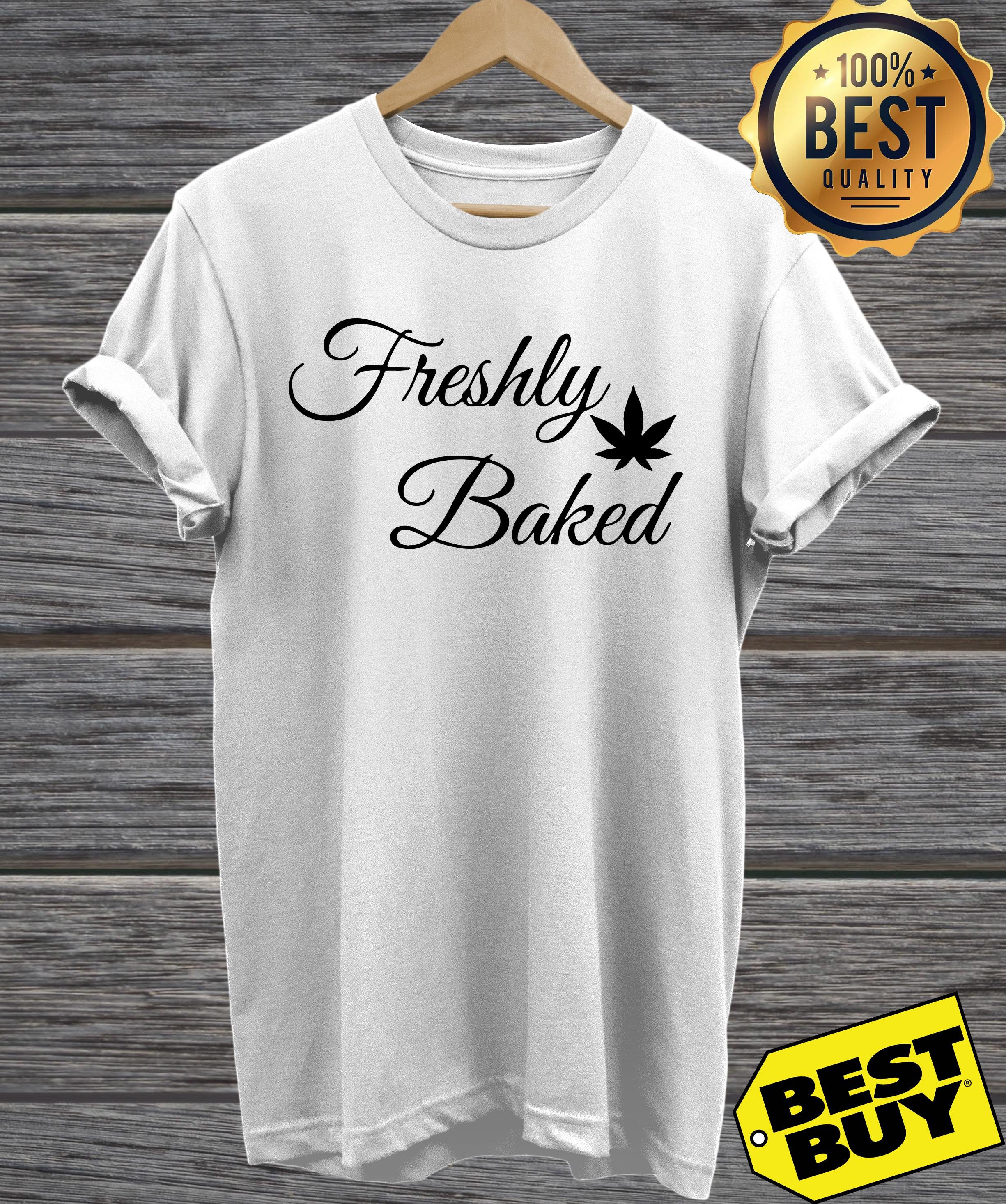 Official Freshly baked v-neck