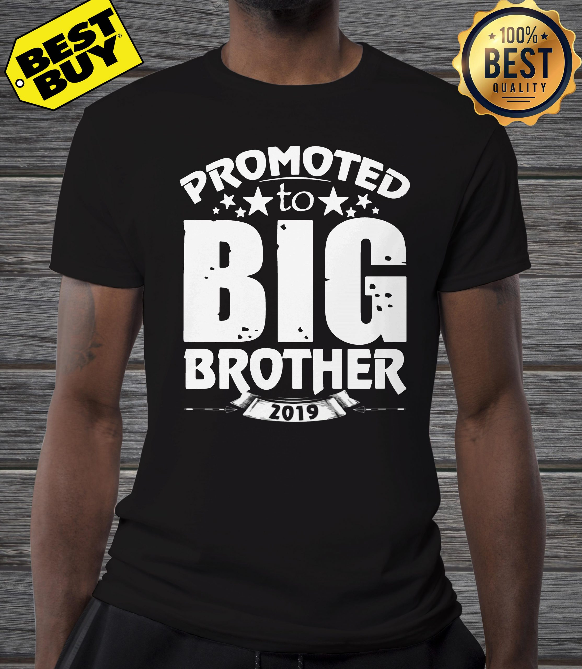 Promoted to Big Star Brother 2019 shirt