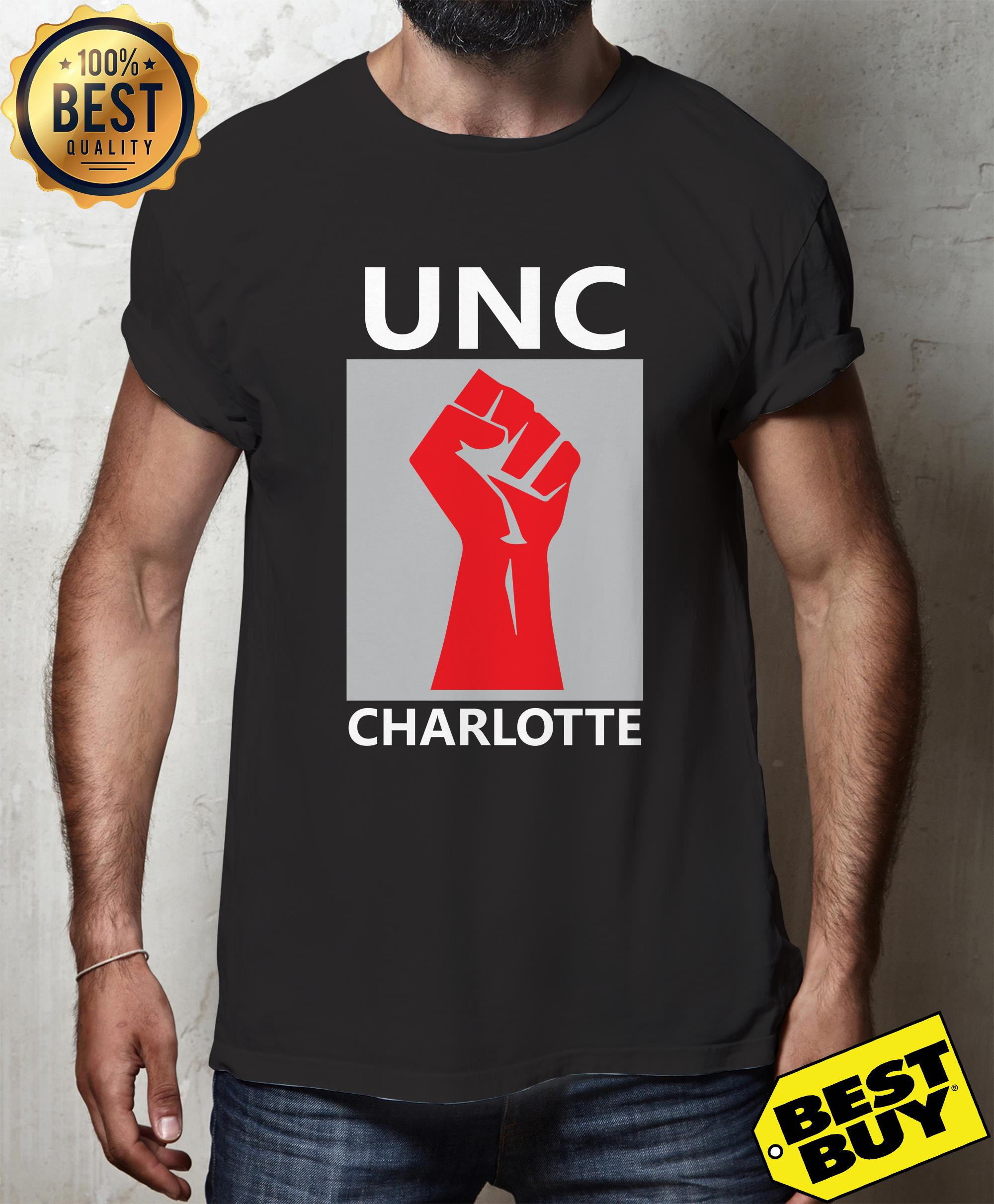 Official Strong UNC Charlotte Shirt