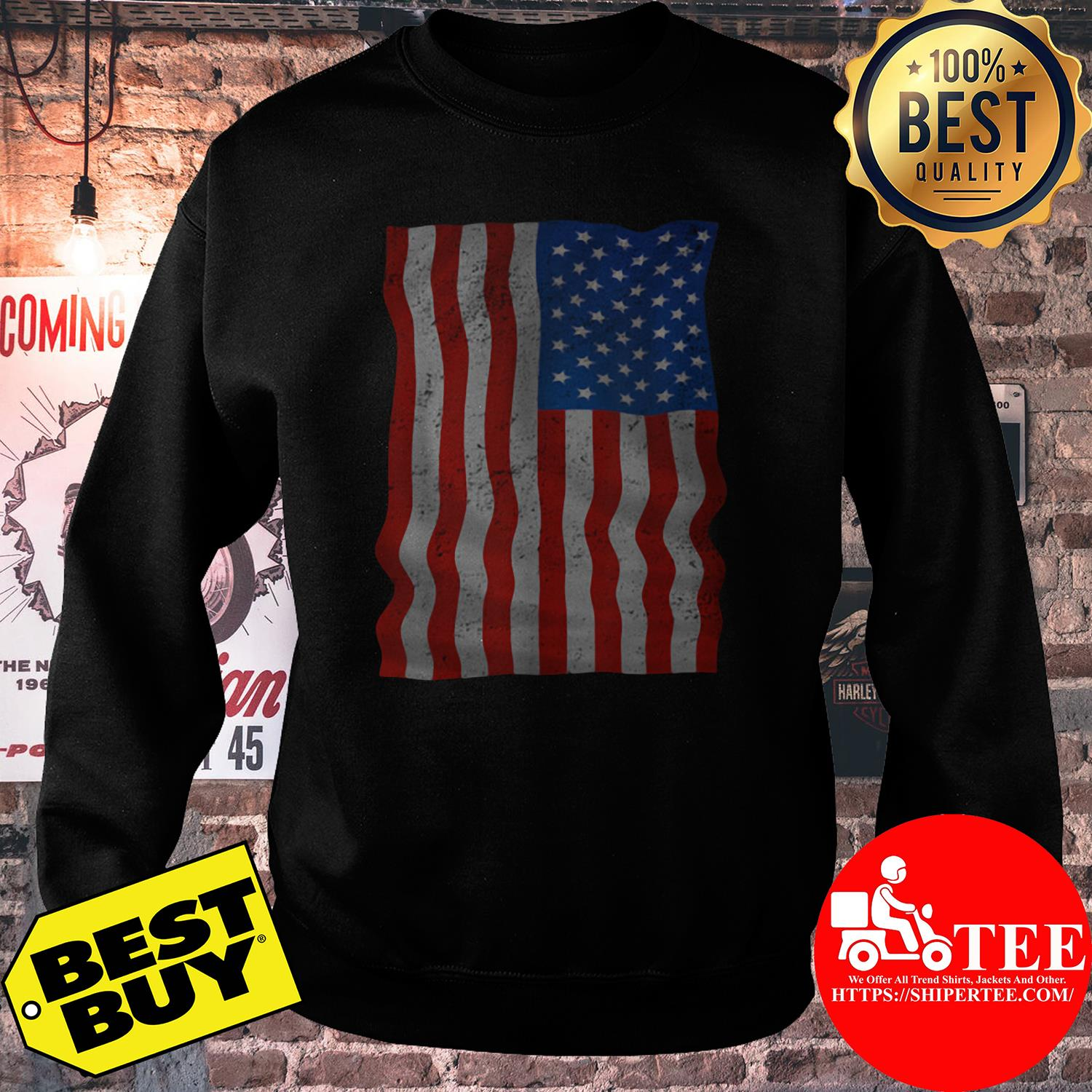 4th Of July American Flag Day Of Independence sweatshirt