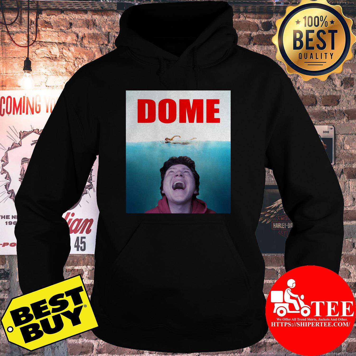 DOME Kids Shirt Shallow On Storyfire Kids hoodie