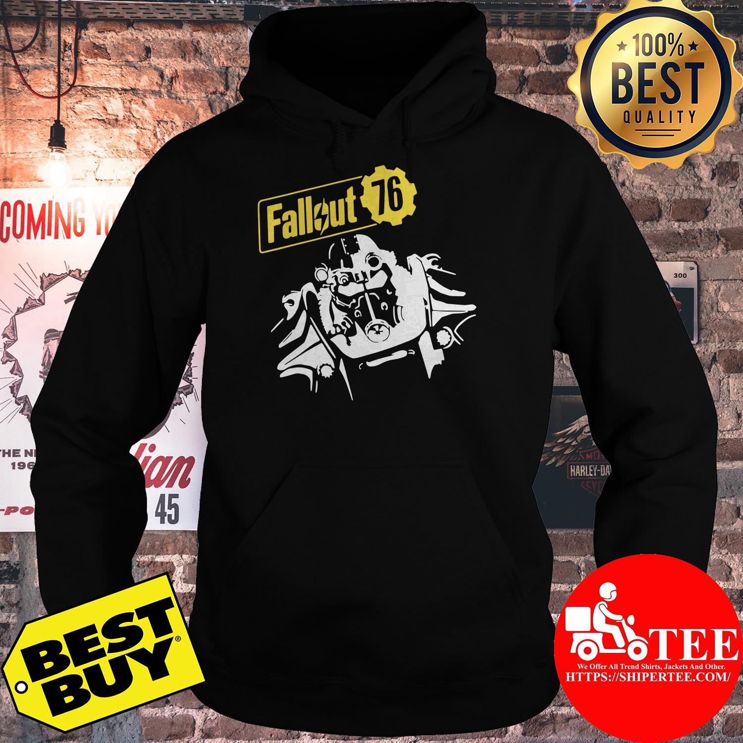 Fallout 76 Gaming hoodie