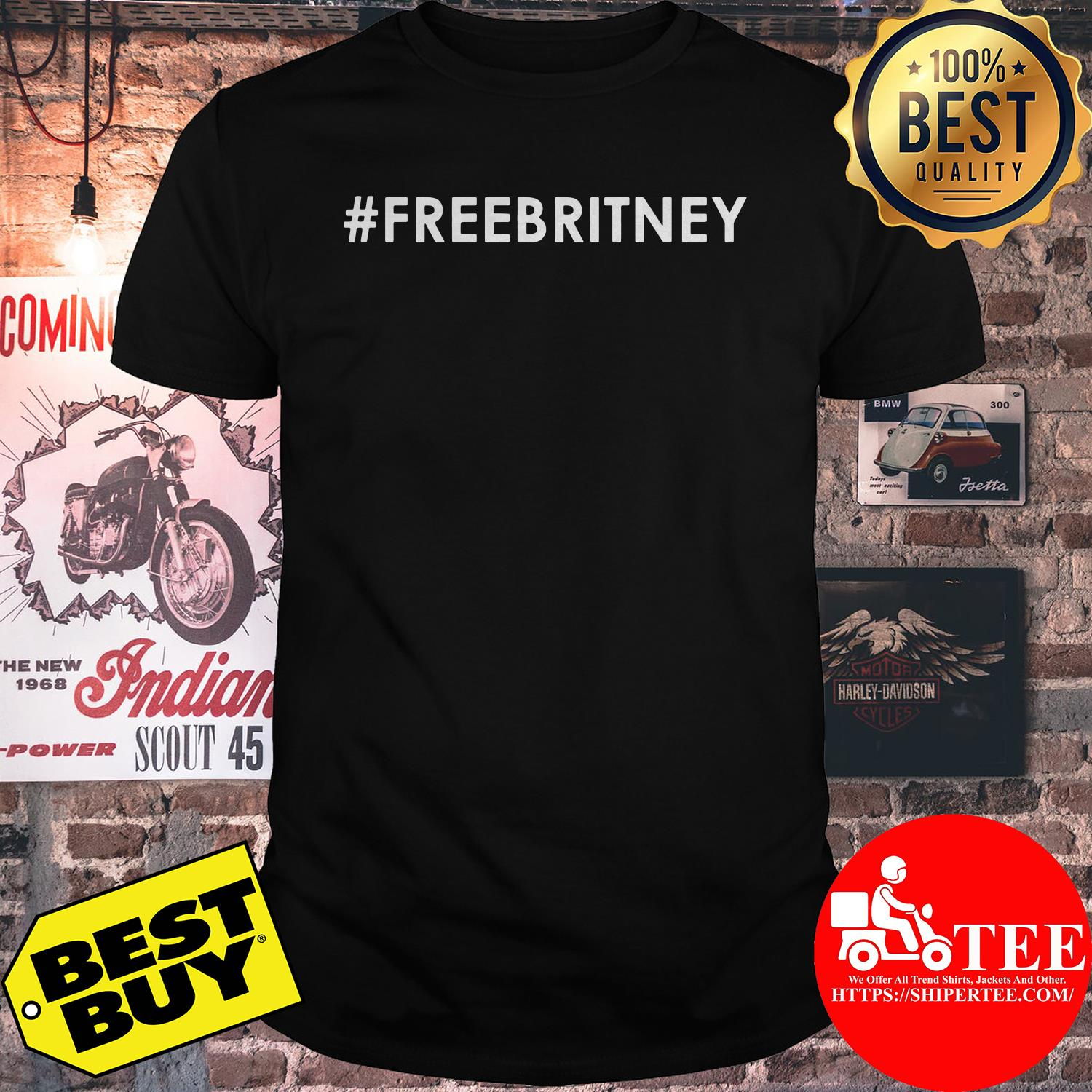 Official Free Britney shirt
