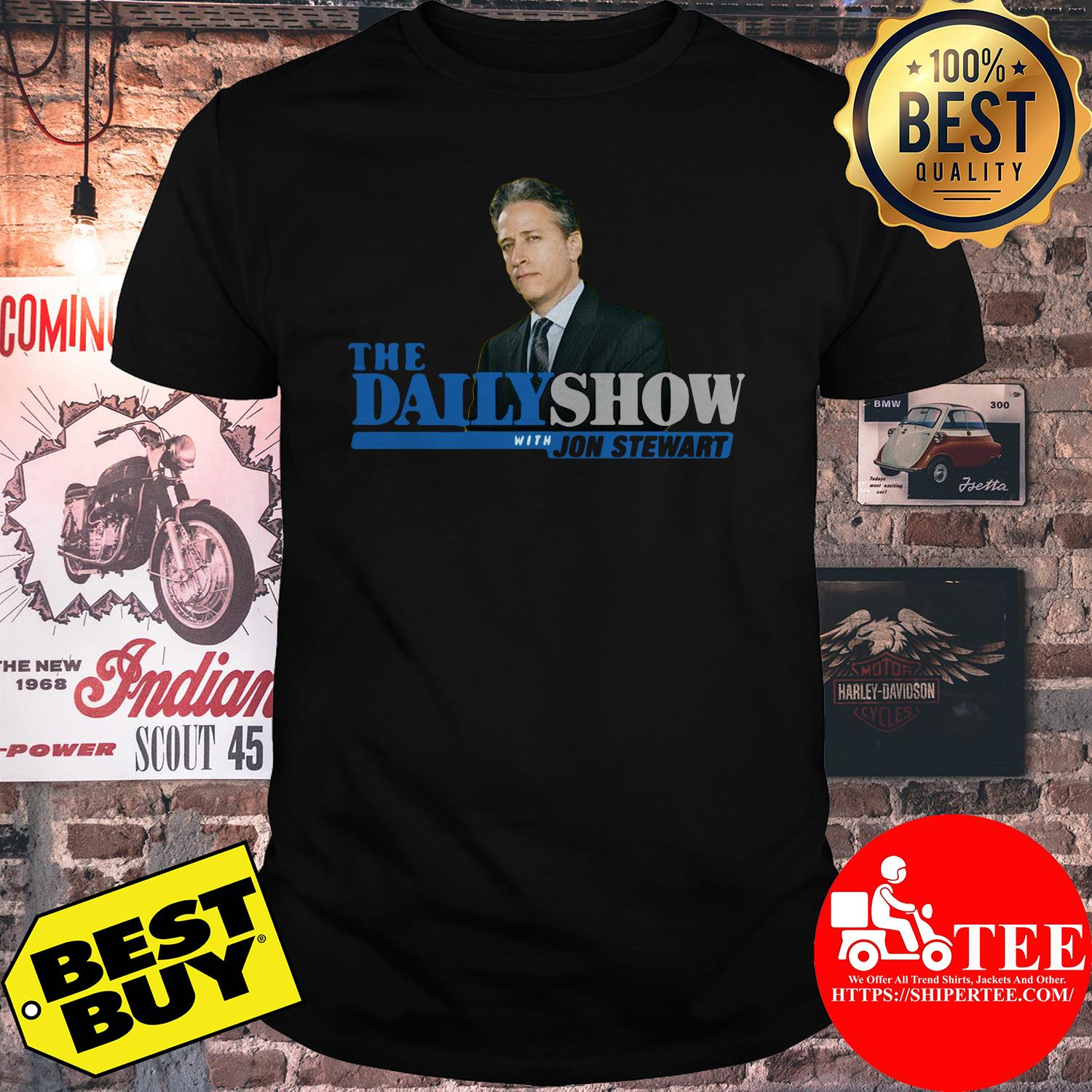 The Daily Show With Jon Stewart Shirt