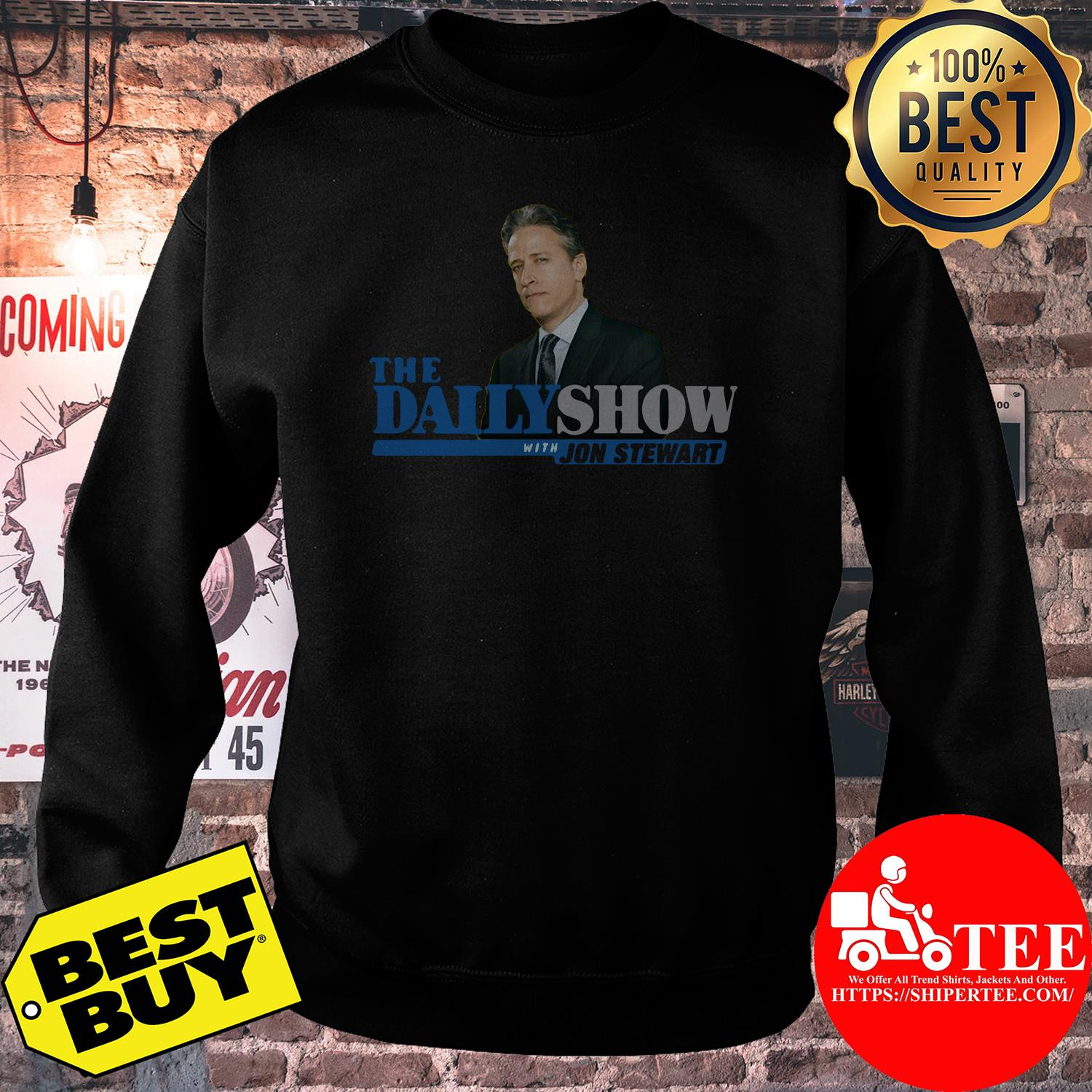 The Daily Show With Jon Stewart sweatshirt