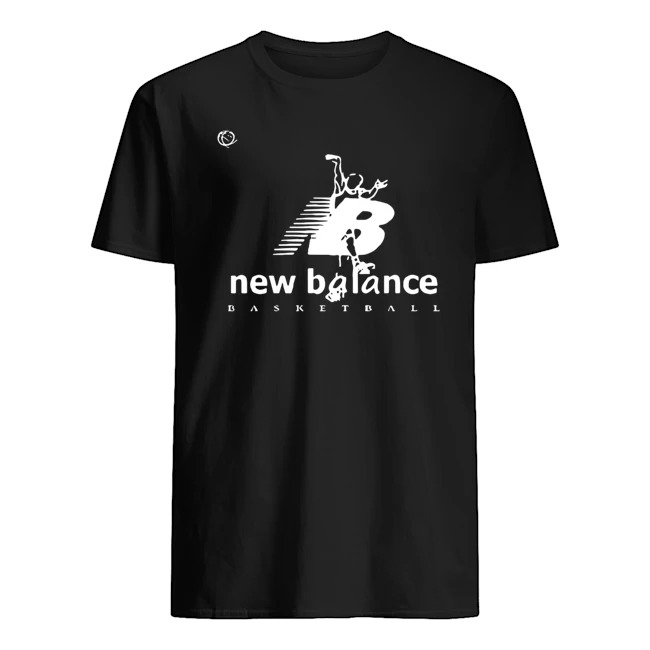 KAWHI LEONARD SHOOT NEW BALANCE BASKETBALL SHIRT