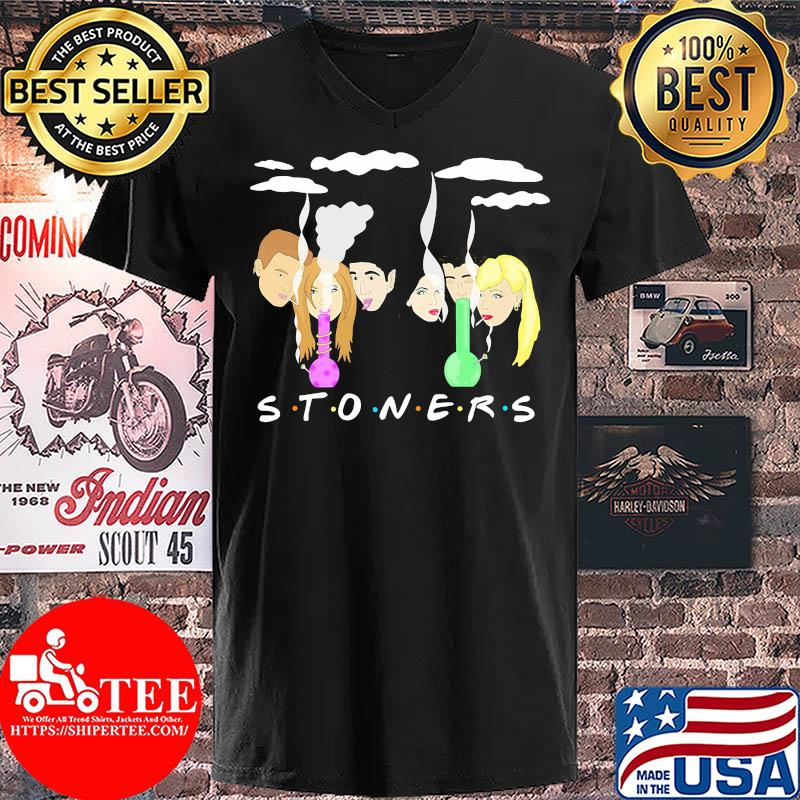 Official Stoners friends s V-neck
