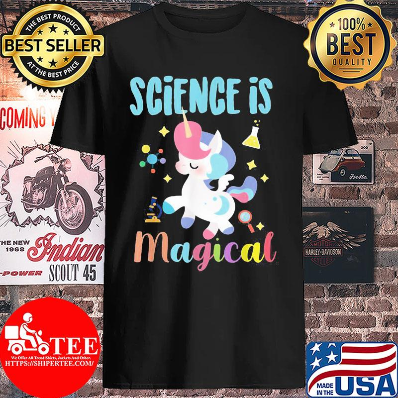 Official Unicorn Science is magical s Unisex