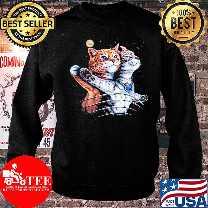 Official Cat titanic shirt