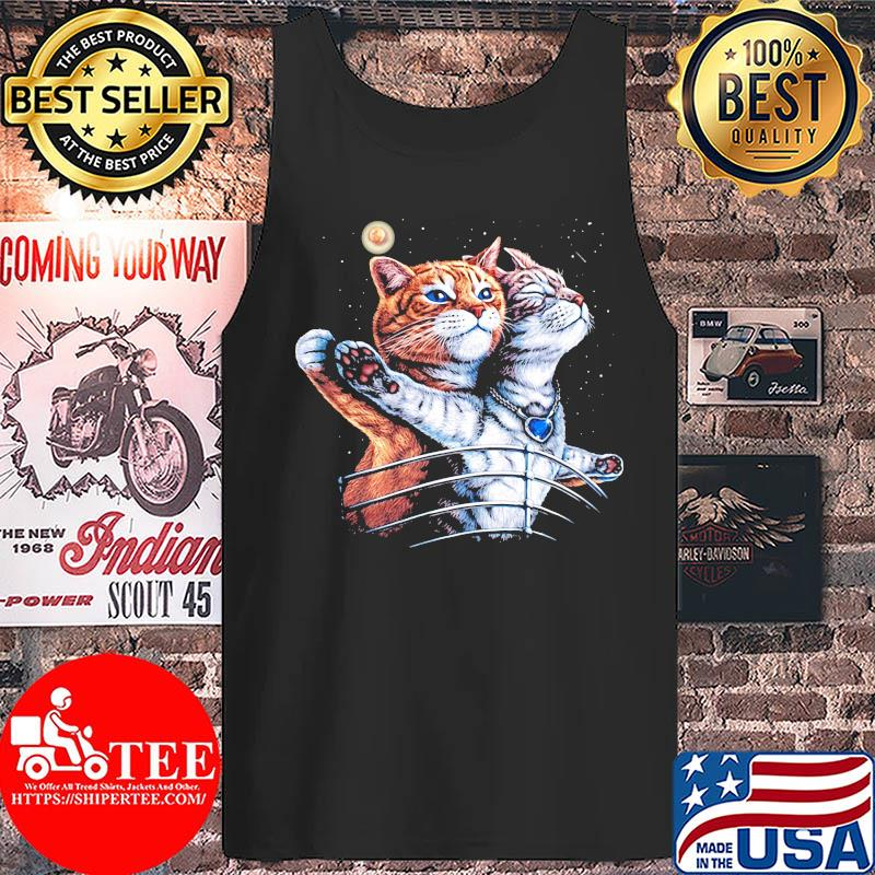 Official Cat titanic s Tank top